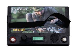 rebelcell 12V100-boven