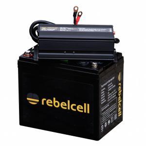 rebelcell 12V100-pakket